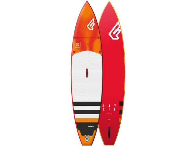 "Fanatic Ray Air Premium Puhallettava SUP 12'6""x32"""